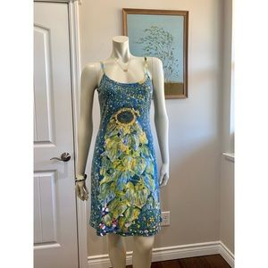 SOLD P&N The East's Enlightened Dress